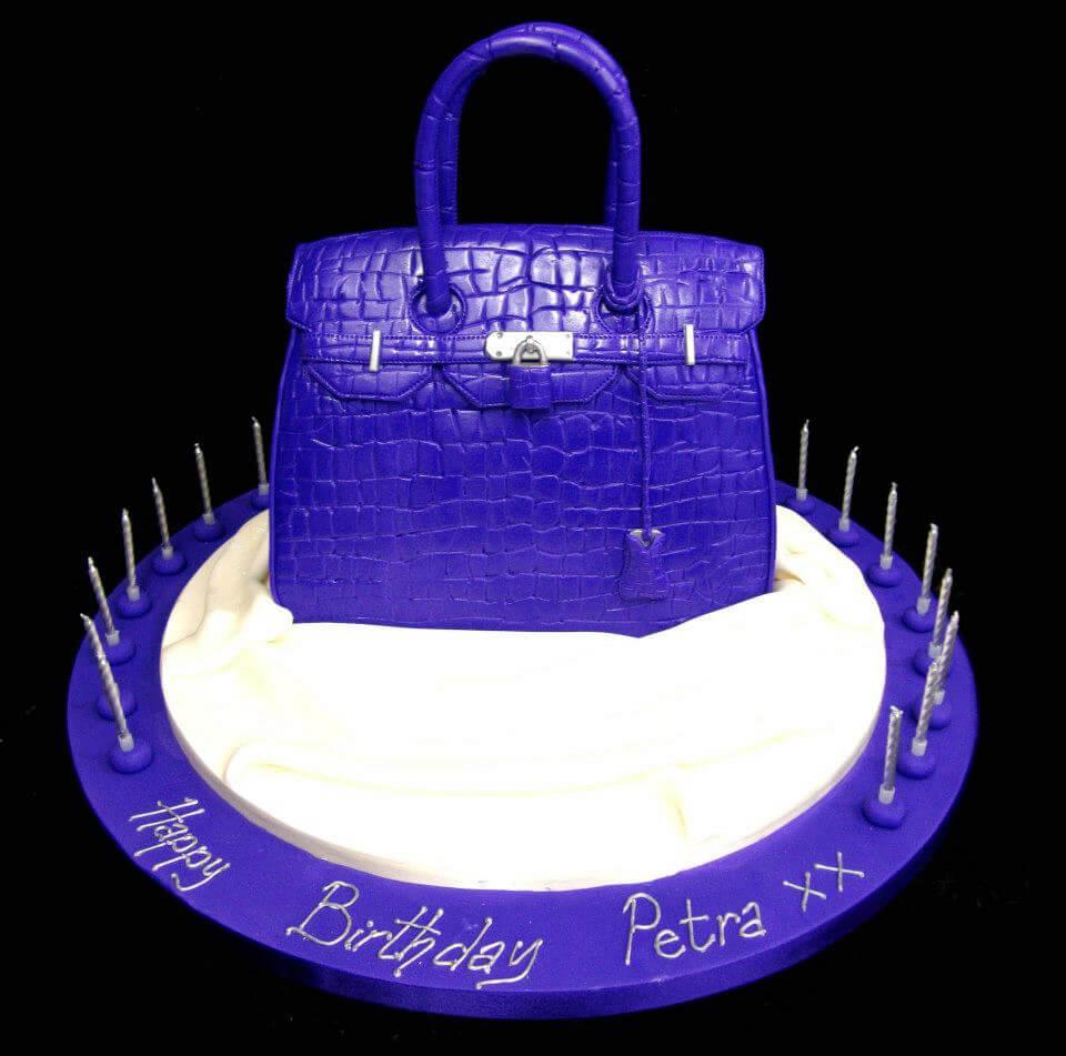 Birken Handbag Cake